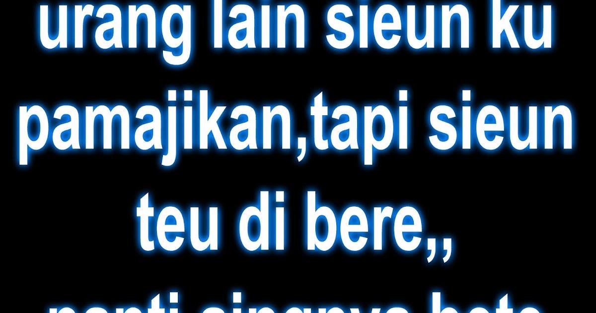 Gambar Lucu Gokil Orang Sunda Update Status