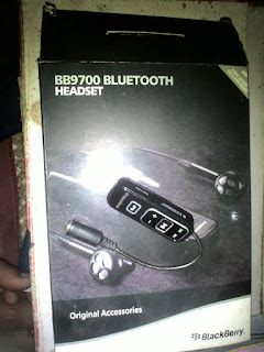Cara Menghubungkan Headset Bluetooth Blackberry BB9700 ke Semua Android