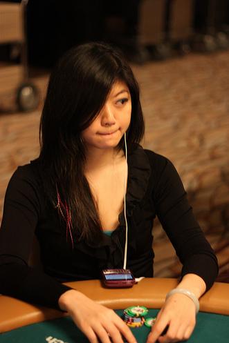 Female Professional Poker Players