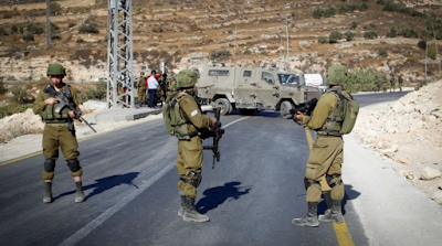 perbatasan israel
