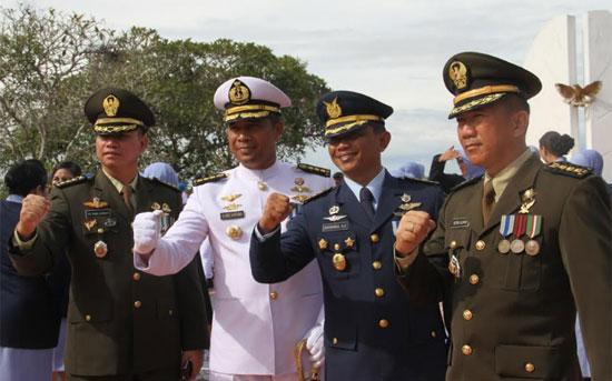 Photo Courtesy Kapentak TNI AU Lanud Supadio.