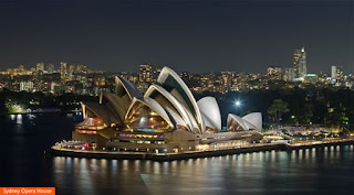 Cover Photo: Sydney Opera House