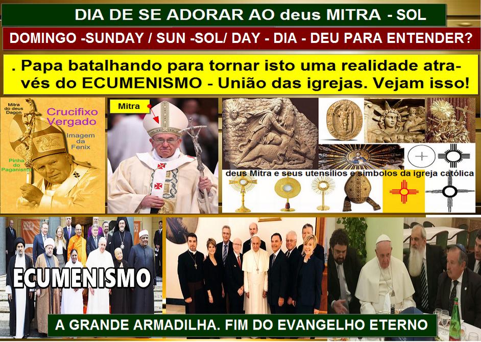 Image result for adegildo barros ecumenismo