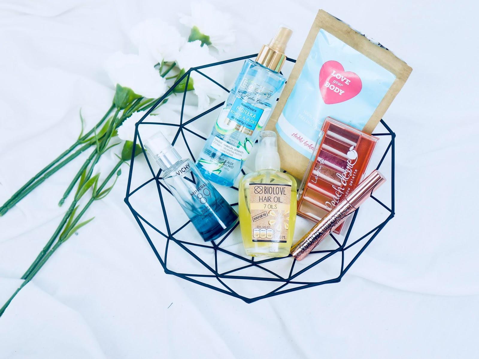 Kosmetyczni ulubieńcy kwietnia ( 2018 )