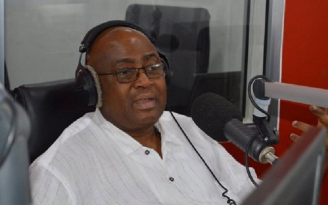 Ephson is a beneficiary of a corrupt and stinking gov't – Obiri Boahene