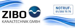 ZIBO Wien,20 Kanalreinigung Hochdruckspülung zibo.at