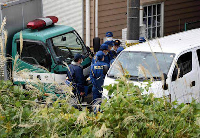 Update: Japanese man admits befriending victims on Twitter after 9 dismembered bodies were found chopped up in freezers (photos)