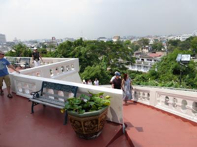 Wat Saket, la Montaña Sagrada, Bangkok, Tailandia, La vuelta al mundo de Asun y Ricardo, vuelta al mundo, round the world, mundoporlibre.com