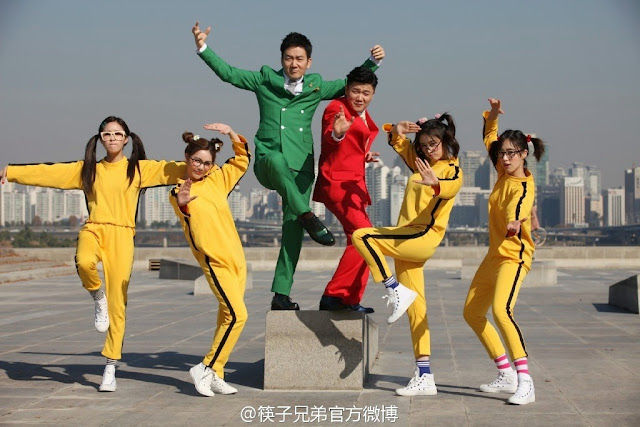 t-ara little apple mv filming