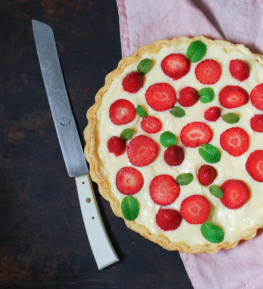 tarta-limon-fresas-receta-facil-principiante