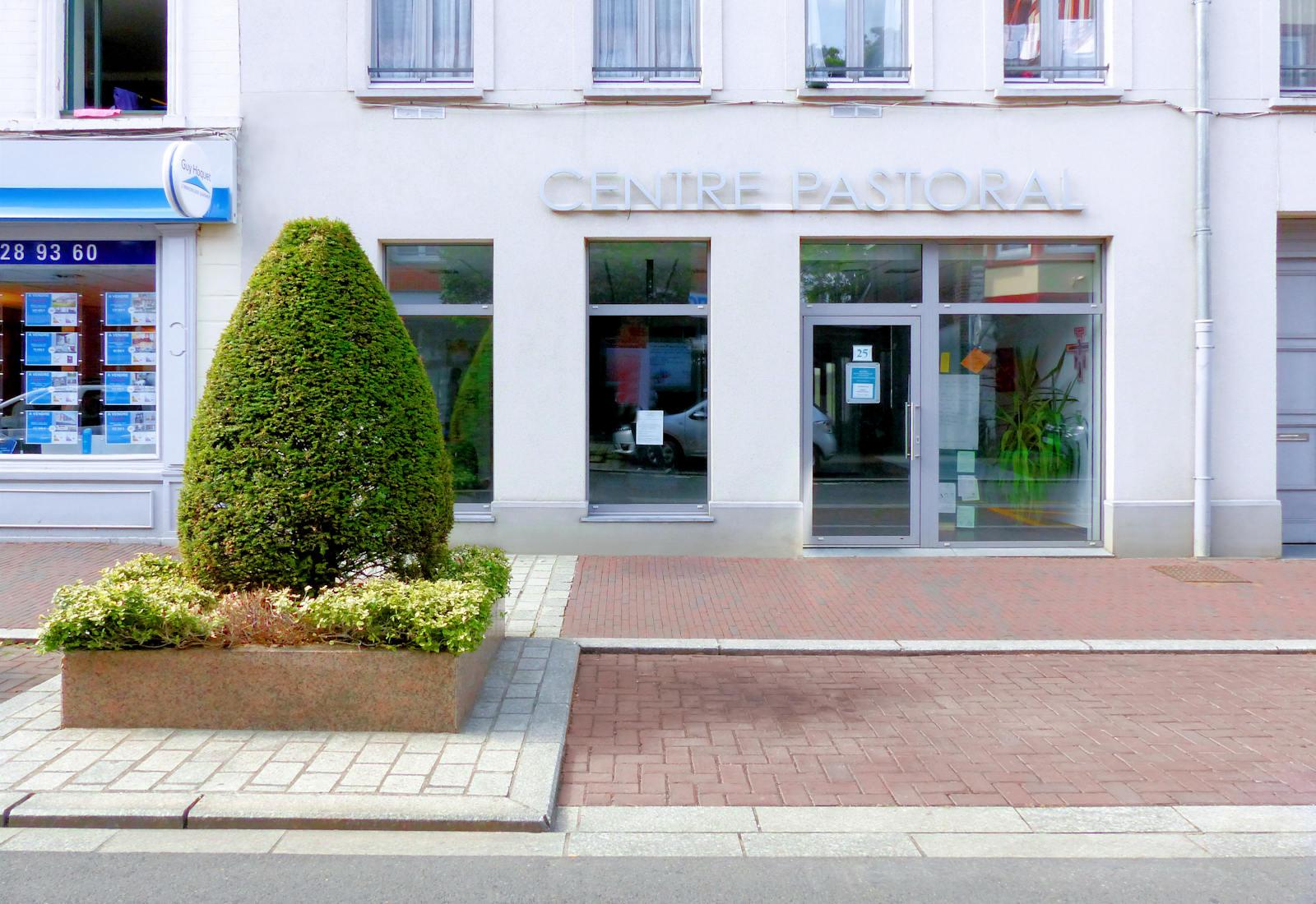 Centre Pastoral Tourcoing, rue de la cloche