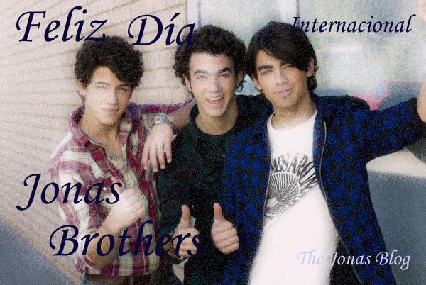 The jonas blog feliz d a internacional de jonas brothers - Jonas brothers blogspot ...