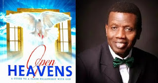 OPEN HEAVENS DAILY DEVOTIONAL 4TH OCTOBER 2016