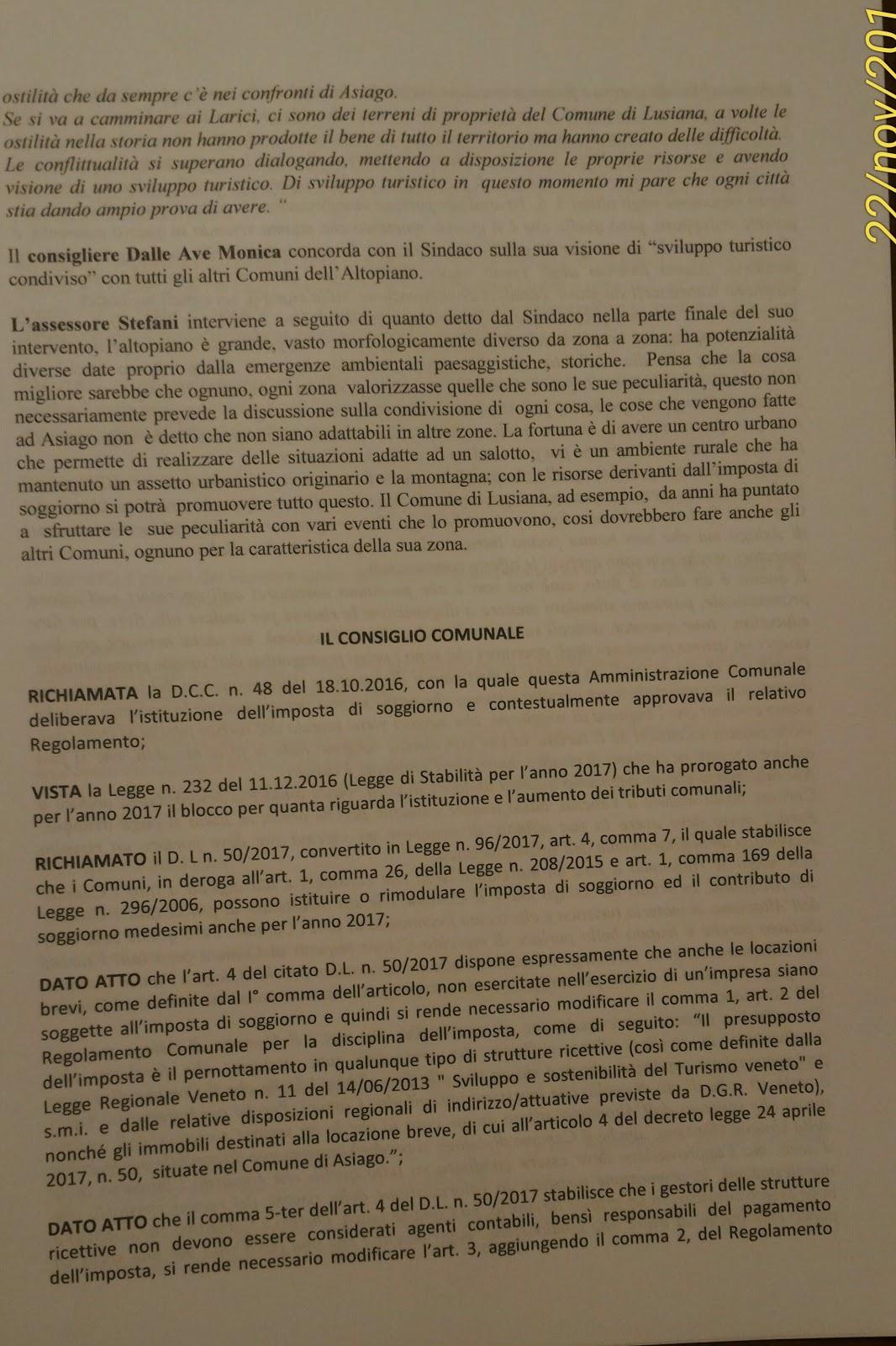 Beautiful Regolamento Tassa Di Soggiorno Gallery - Casa & Design ...