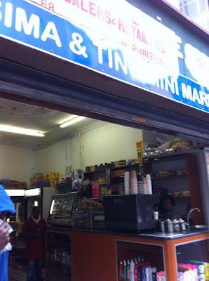 Sima & Tino Mini Market