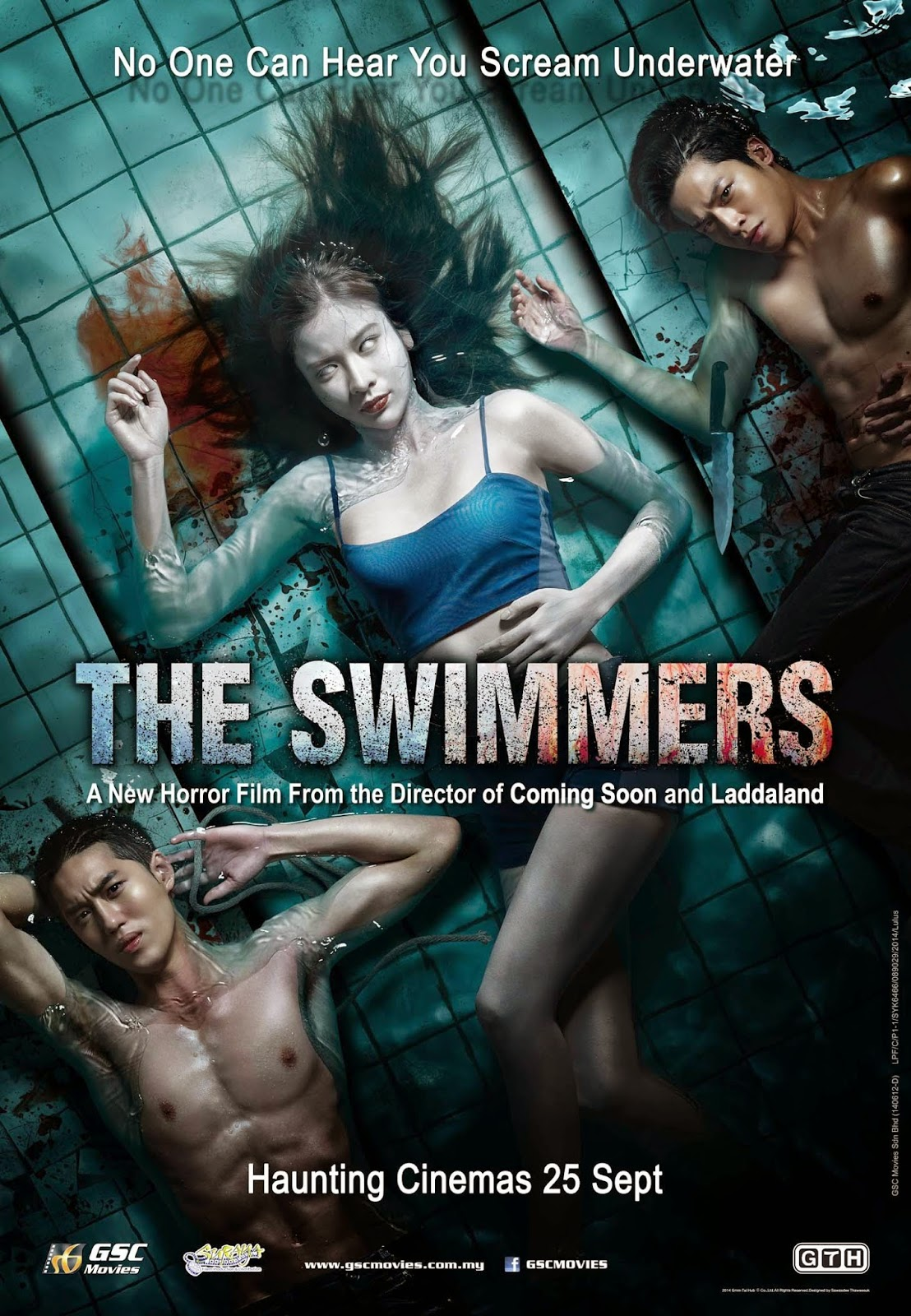 the swimmer thailand movie