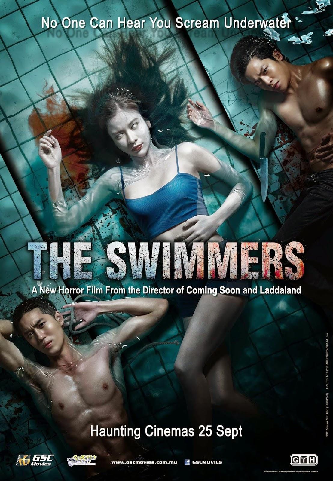 the swimmer thailand movie