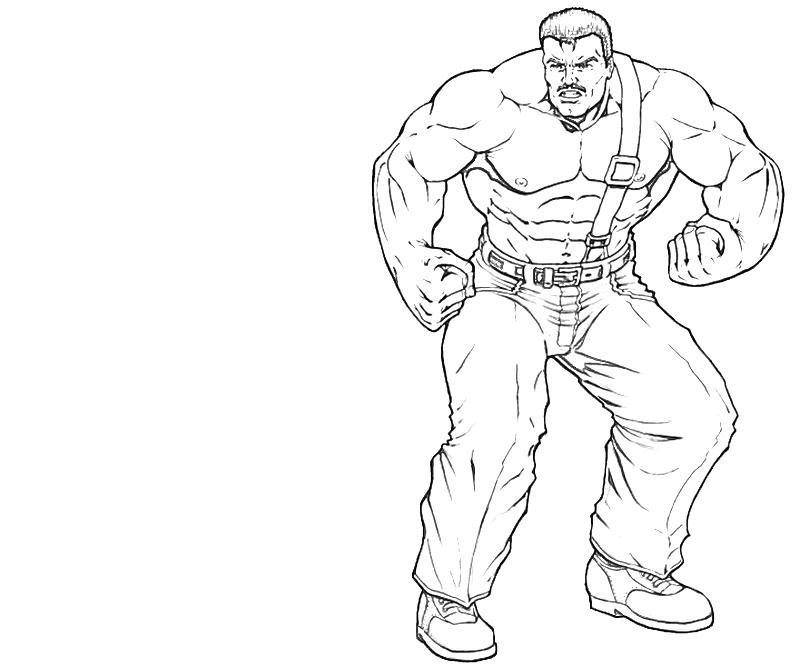 Haggar Strongman   Avondale Style