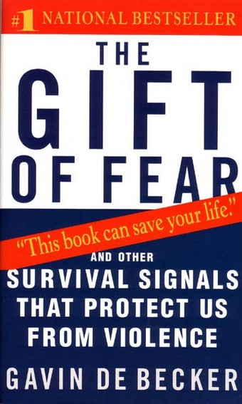 a review of the empowering message in the gift of fear a book by gavin de becker In his book ''the gift of fear'' (little, brown, $2295, paperback), gavin de becker says that ''a rejection based on any condition, say, that she wants to move to another city, just gives him.