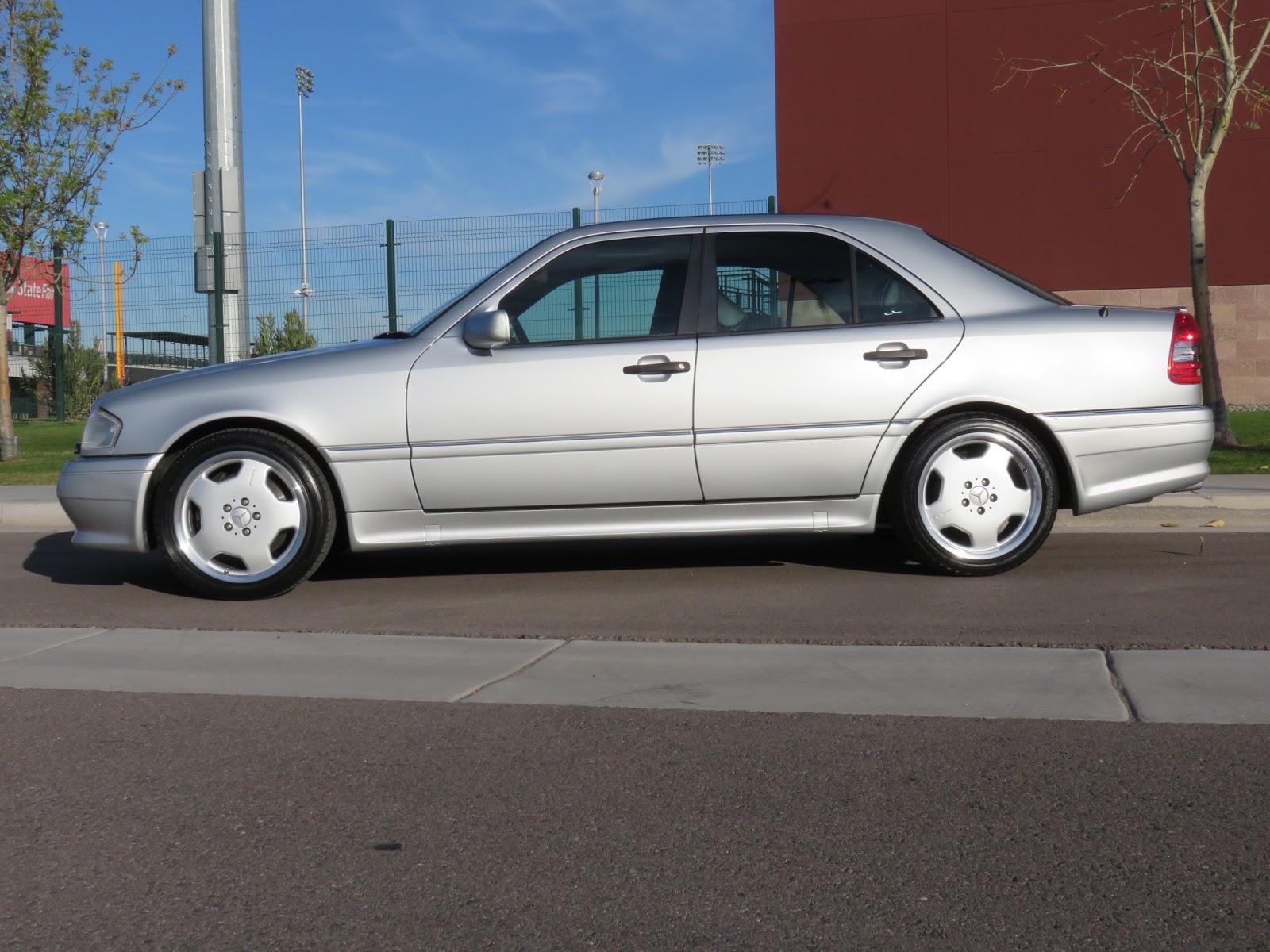 1996 Mercedes-Benz W202 C36 AMG | BENZTUNING