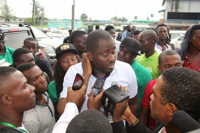 nigerian celebrities politics money