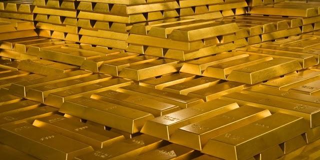 Χρυσό αξίας 5,26 δισ. διαθέτει η ΤτΕ, τα μισά αποθέματα φυλάσσονται στο εξωτερικό