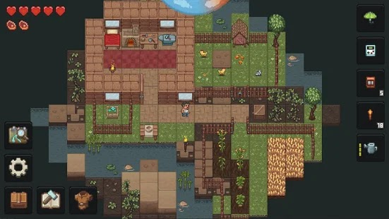 PixelTerra Apk Free on Android Game Download