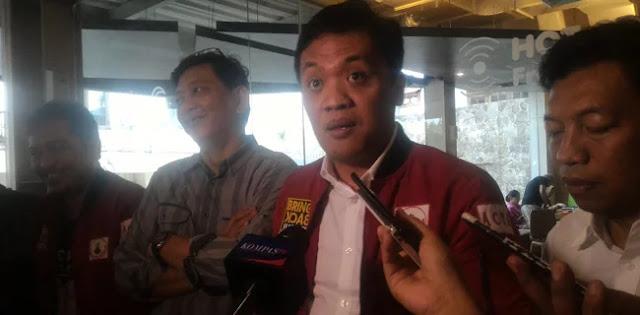 BPN Prabowo-Sandi: Arya Sinulingga Harus Baca Baik-Baik Peraturan KPU