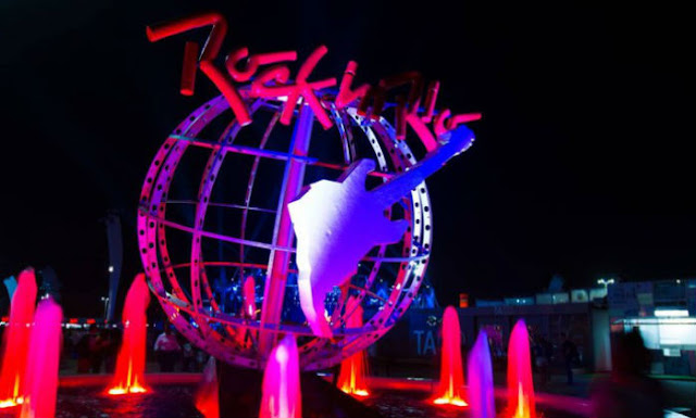 Game XP Rock in Rio