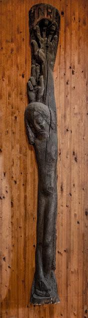 Cristo crucificado, Otto Herbert Hajek :: Canon EOS5D MkIII | ISO3200 | Canon 17-40@28mm | f/4.0 | 1/15s