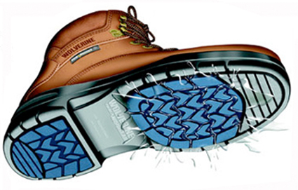 No início a nova fábrica produzia aproximadamente 300 de calçados por dia,  que rapidamente foram utilizados pelos aventureiros e trabalhadores  americanos ... d26c7afeca
