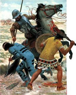 Resultado de imagem para a vida na america antes da conquista europeia