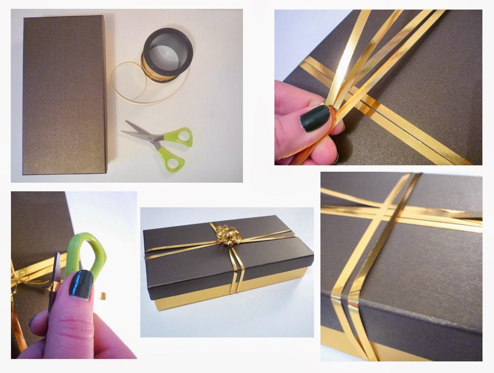 diy mais pas que diy id es d 39 emballages cadeaux. Black Bedroom Furniture Sets. Home Design Ideas