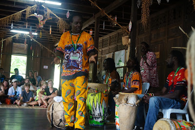 workshop Rainforest World Music Festival 2016