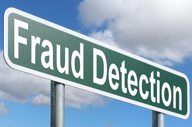 Quantum fraud detection tests