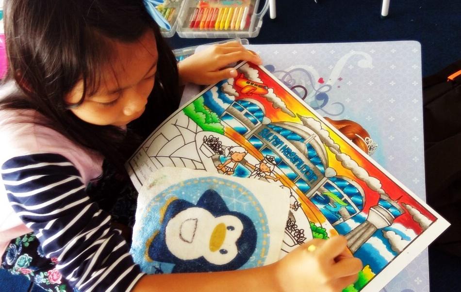 Tumbuhkan Kecintaan Anak Anak Terhadap Bandara Angkasa Pura I Bikin