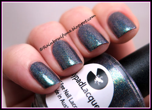 Lilypad Lacquer ~ Nature's Calling