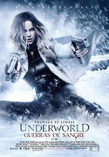 Cartel: Underworld: Guerras de sangre (2016)
