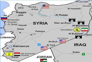 la Syrie se défendra dans le cas d'une agression des USA et de leurs alliés