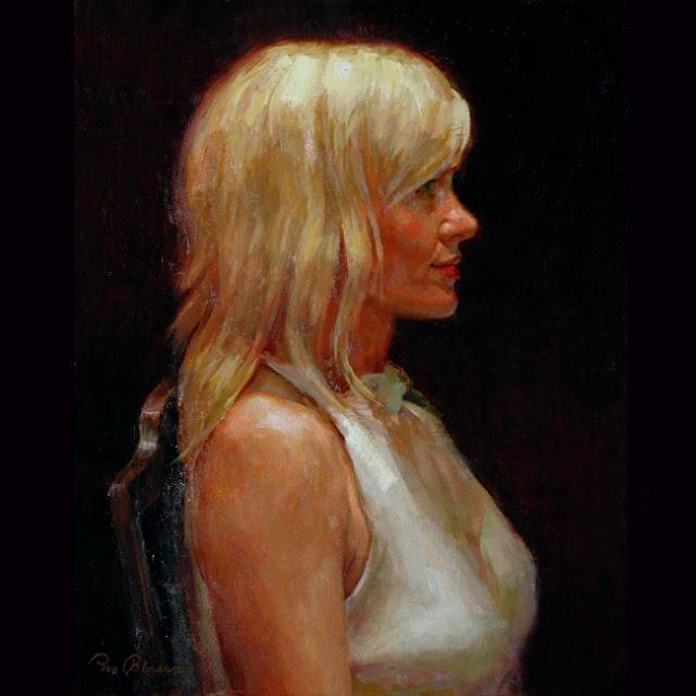 "American Artist-""Ron Barsano""| Portraits"