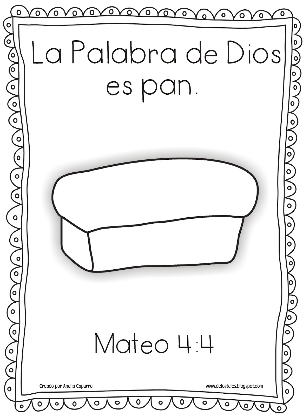 Perfecto Páginas Cristianas Para Colorear Para Niños Con Versos ...
