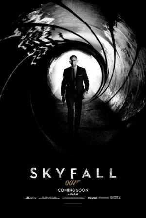 Film Movie SkyFall (2012)