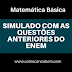 Simulado - Matemática - ENEM