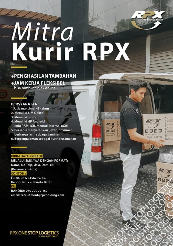 Lowongan Kerja Freelance Mitra Rpx Lowongan Kerja Terbaru Indonesia 2021