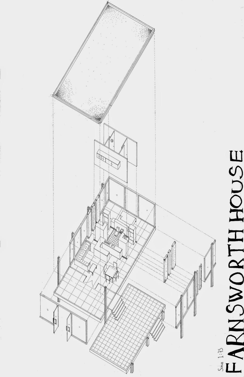 J Sern S Design Communication Redesigning Farnsworth House