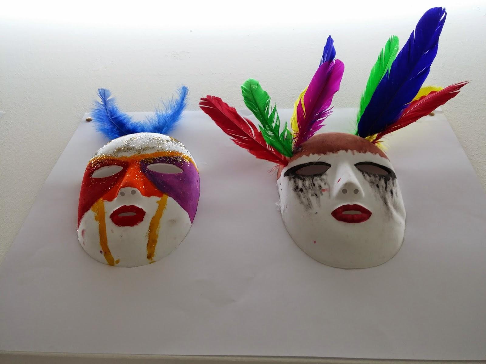 Agk Sanat 88 Ortaokul Ogrencilerimizin Maske Calismalari