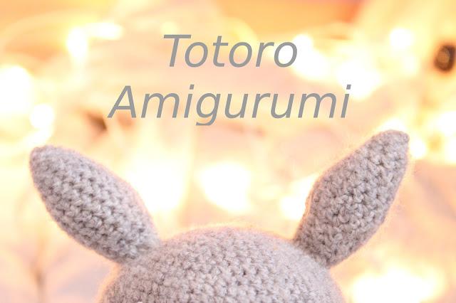 DIY // Totoro Amigurumi