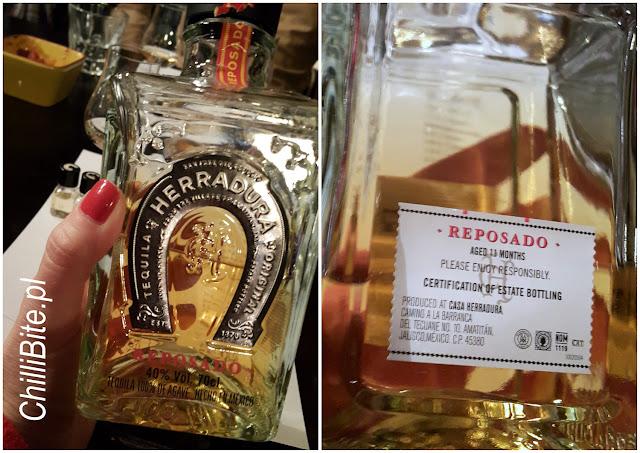 tequila reposado NOM