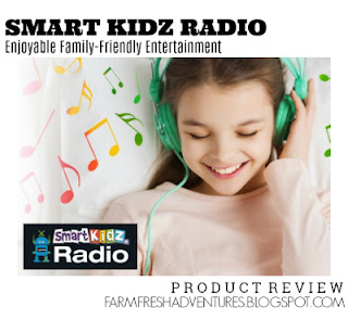 Smart Kidz Radio-Product Review