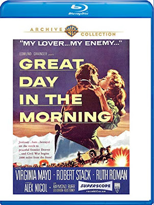 Great Day In The Morning Glory 1956 Bluray
